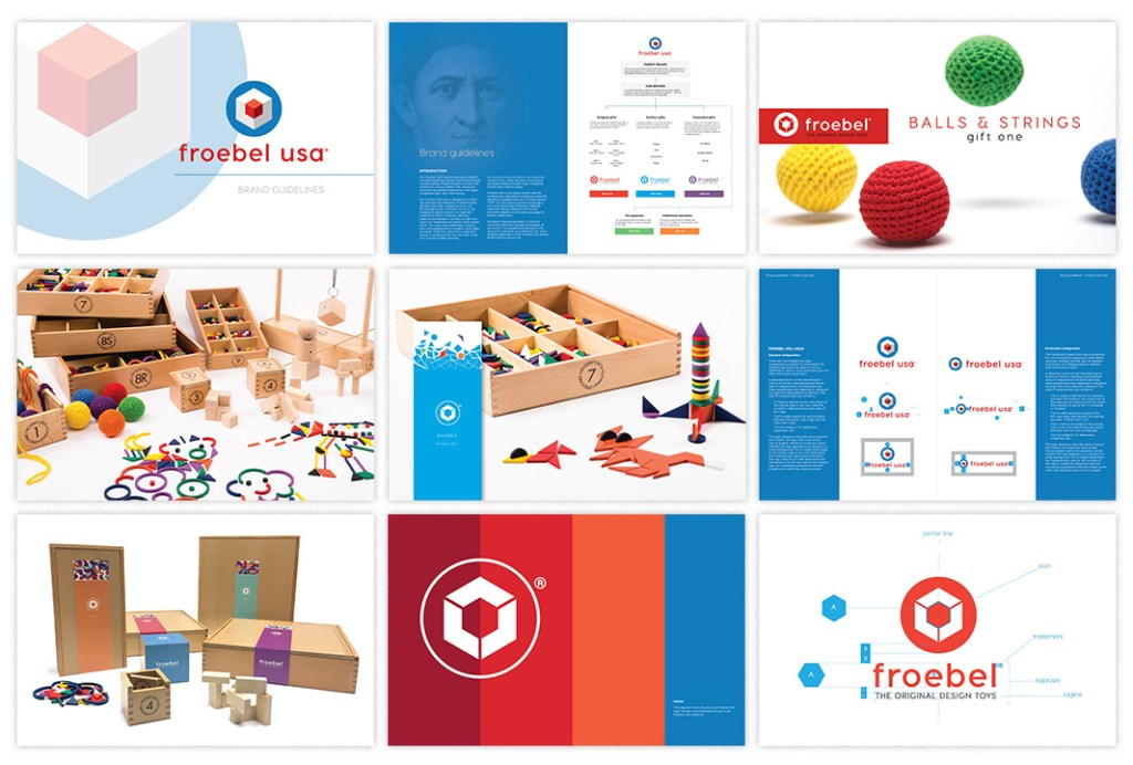 Tekna Services Branding Froebel Standards