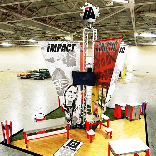 Impact Athletic Show Room