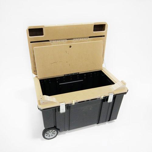 Irwin Job Box Wooden Prototype