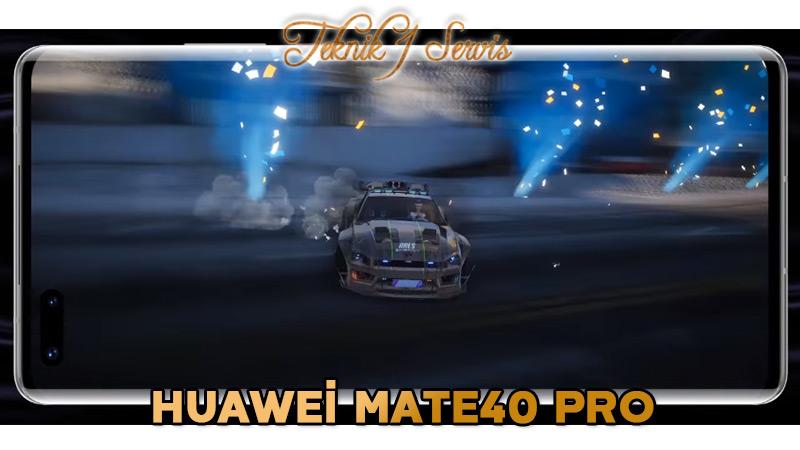 Huawei mate 40 pro teknik özellikler