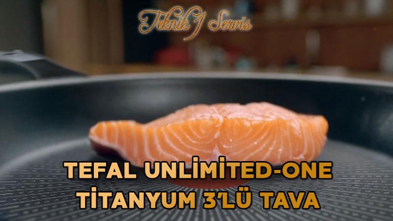 Titanyum 6X UnlimitedOne Tava