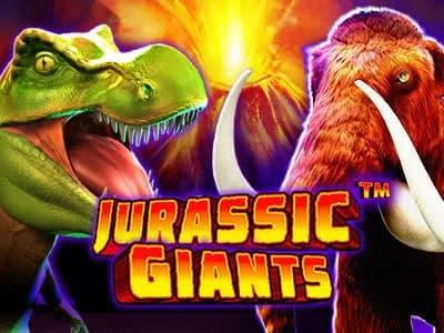 slot jurassic giant 2