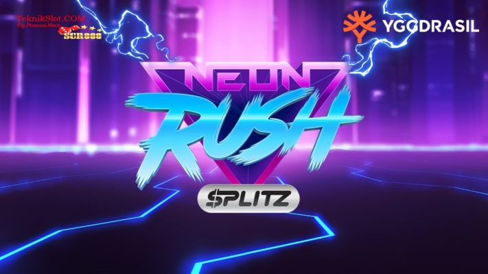 neon rush slot