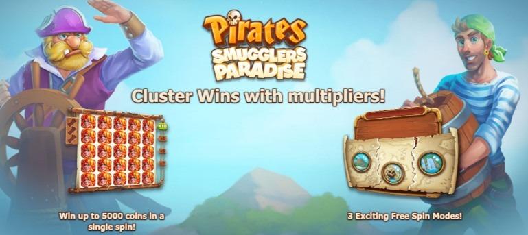 Pirates : Smugglers Paradise