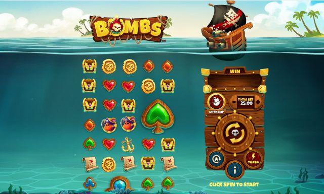 bombs slot