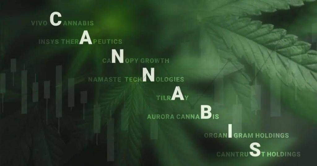 Nå kan du kjøpe hasj på børsen cannabis indeks medisinsk marihuana aksjer trading