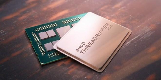 Prosesor AMD Threadripper Pro