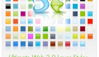 Ultimate Web20 Photoshop Layers