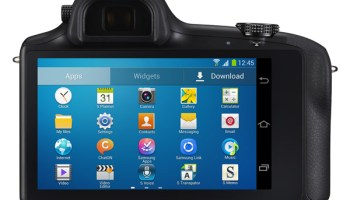 Galaxy NX Android Powered Camera