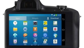 Galaxy NX Android Powered Camera