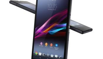 Sony Xperia Z Ultra unveiled