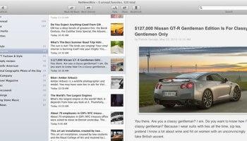 NetNewsWire Open beta