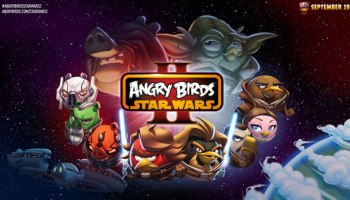 Angry Birds Star Wars II Coming on September 19th