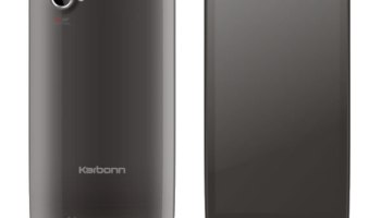 Karbonn A29 launched in India