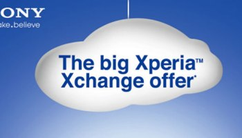 Exchange your old smartphone for Xperia Z