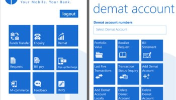 State Bank of India Freedom App for Windows phone released