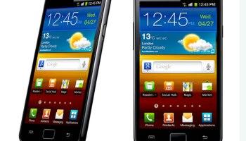 Samsung Galaxy S II Android Updates