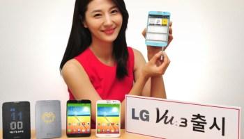 LG Vu 3 Unvieled
