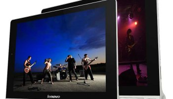 Lenovo Multimode Yoga Tablets