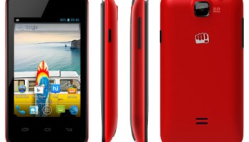 Micromax Bolt A58 Launched