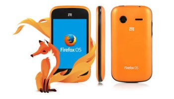 ZTE Open Firefox OS phone available in India