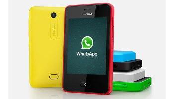 WhatsApp for Nokia Asha 501