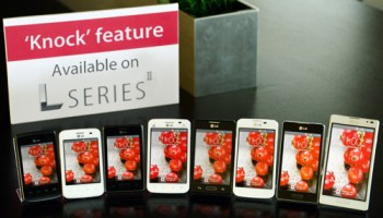 LG bringing Knock feature to LG L Series II smartphones