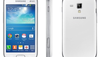 Samsung Galaxy S Duos 2 launched in India