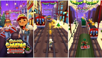 Subway Surfers Game now available for Windows Phone