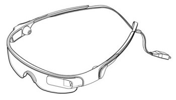 Samsung Smart Galsses called Galaxy Glass