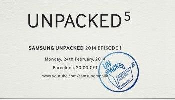 Samsung Unpacked Event
