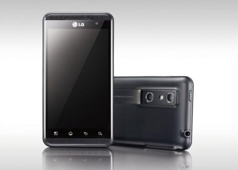 LG Optimus 3D 15 subat Çift çekirdekli işlemci ve çift lens barındıran LG Optimus 3D Avrupada satışa çıkıyor