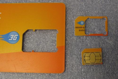 micro sim kart 180511 Apple Micro SIM karttan daha küçük SIM kart peşinde