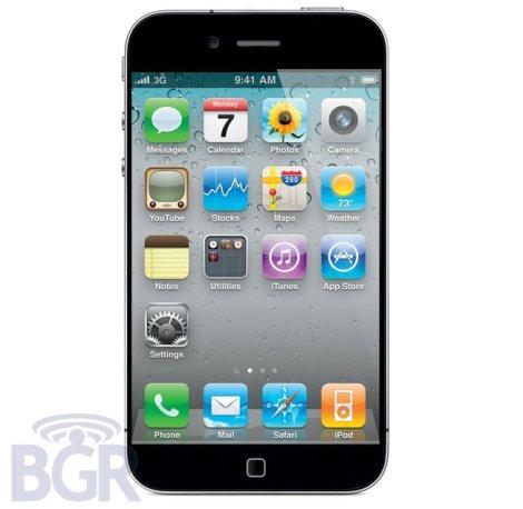 apple iphone 5 210611 Apple iPhone 5 büyük güncellemelerle gelecek, ağustosta tanıtılabilir