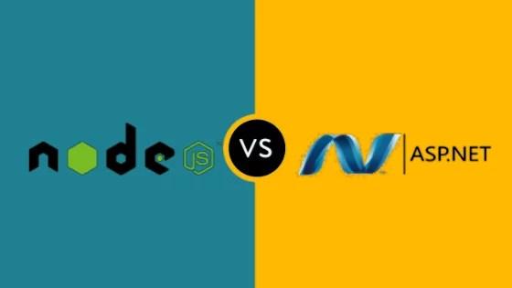 Node.js ve Asp.net Arasındaki Fark 2020