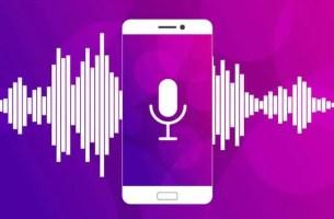 android mikrofon