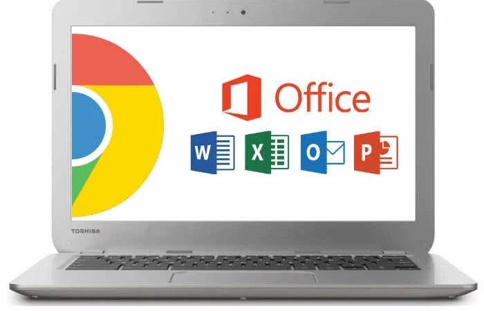 Microsoft Office Chromebook'a Nasıl Yüklenir ? 2020