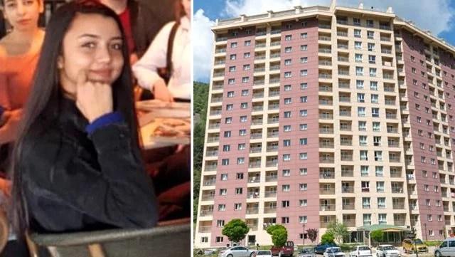 Otelin 5. katından düşerek can veren genç kız Şule Çet'i hatırlattı! Detaylar cinayeti işaret ediyor.