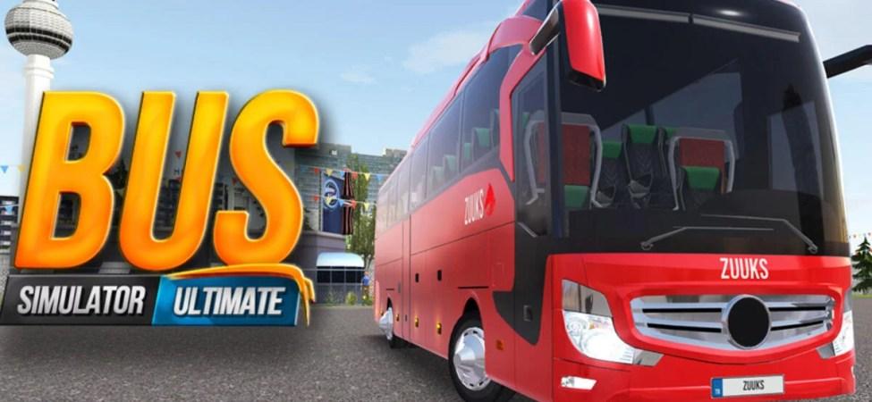Bus Simulator Ultimate Apk Mod Sınırsız 2021