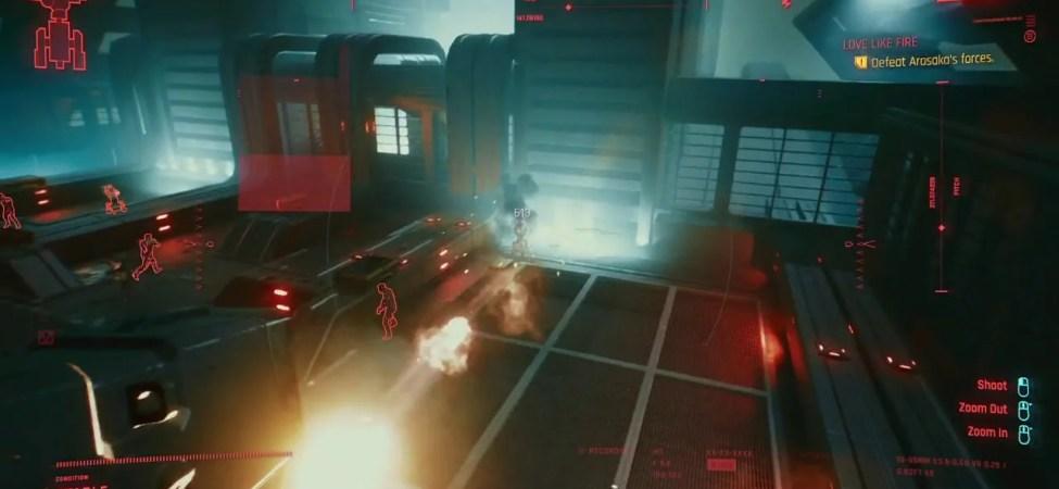 Cyberpunk 2077 Love Like Fire Görevi Nasıl Yapılır ?