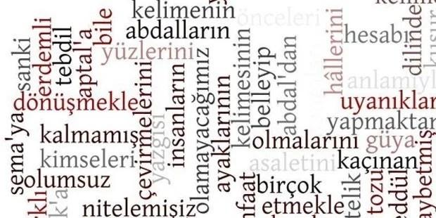 En Çok Kullanılan 1000 Türkçe Kelime Ve İngilizce Anlamı