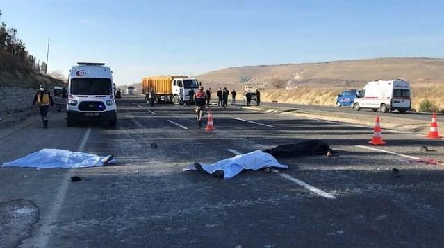 Şanlıurfa'da Çatışma 5 Ölü ve Yaralı Var