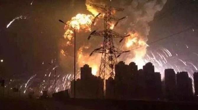 Çin'de meydana gelen patlamada  22 madenciden 11'i iki hafta sonra kurtarıldı