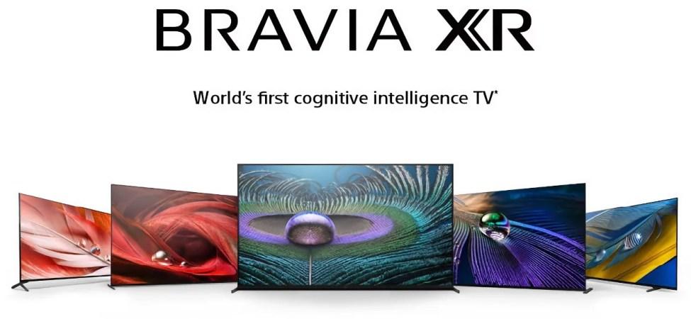 Sony, Bilişsel Zekaya Sahip Dünyanın İlk Bravia XR TVsini tanıttı