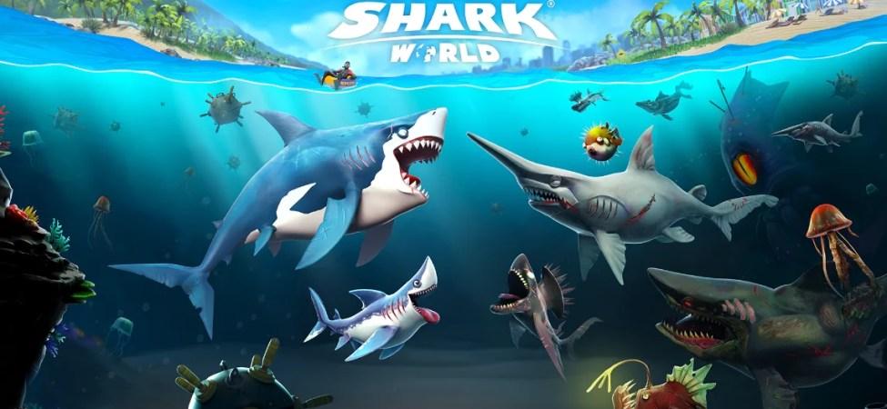 Hungry Shark Apk Mod 2021 En Güncel Ücretsiz İndirin