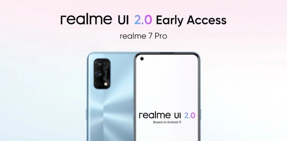 Realme 7i Realme UI 2.0 Beta Güncellemesi erken yayınlandı!