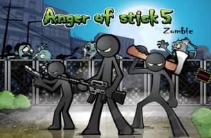 Anger of Stick 5 Apk