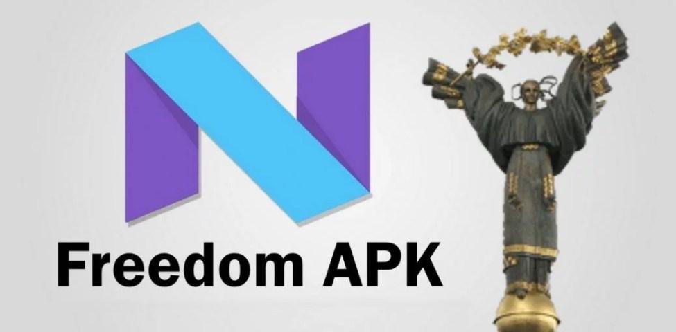 Android ve PC için Freedom Apk İndir Ücretsiz Son Sürüm [Root Gerekmez] 2021