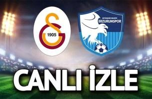Galatasaray Erzurum Maçı Canlı izle