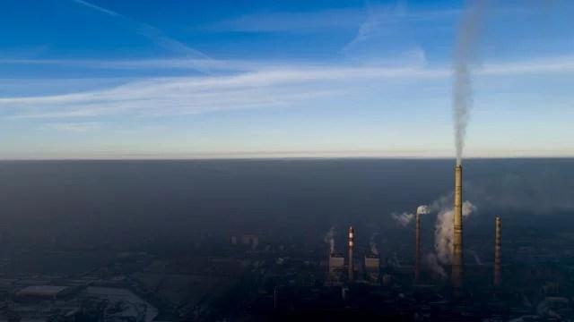 İstanbul  havası alarm veriyor 2021